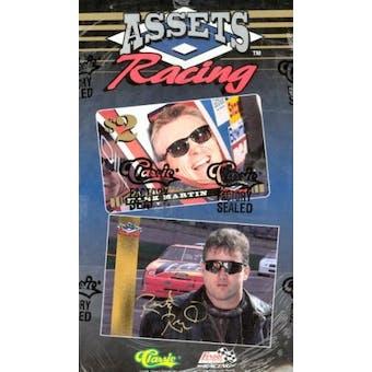 1996 Classics Assets Racing Hobby Box
