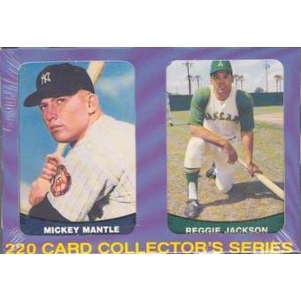 1989 Pacific Legends Baseball Factory Set