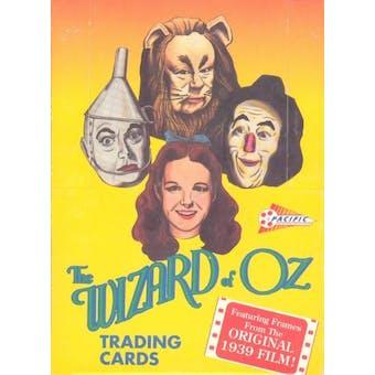 Wizard of Oz Wax Box (1990 Pacific)