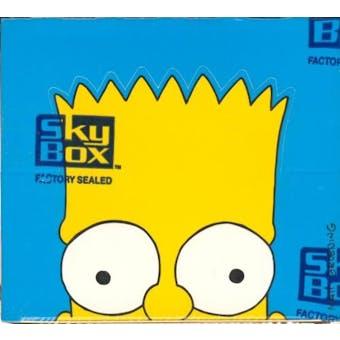 Simpsons Series 2 Hobby Box (1994 Skybox)
