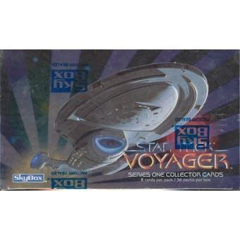 Star Trek: Voyager Season One Box (1995 Skybox)