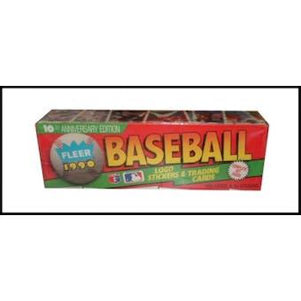 1990 Fleer Baseball Factory Set (colorful)