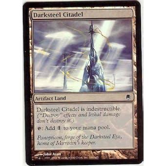 Magic the Gathering Darksteel Single Darksteel Citadel Foil