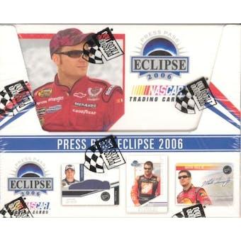 2006 Press Pass Eclipse Racing Hobby Box