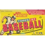 2006 Topps Heritage Baseball Hobby Box