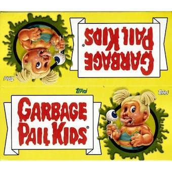 Garbage Pail Kids Series 5 Stickers Box (2006 Topps)