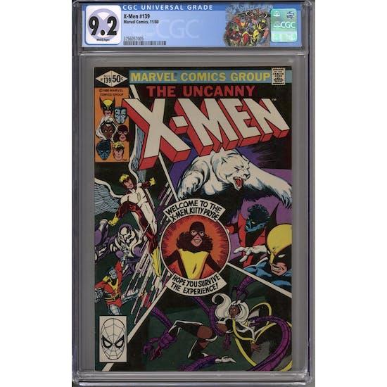 X-Men #139 CGC 9.2 (W) *3756057005*