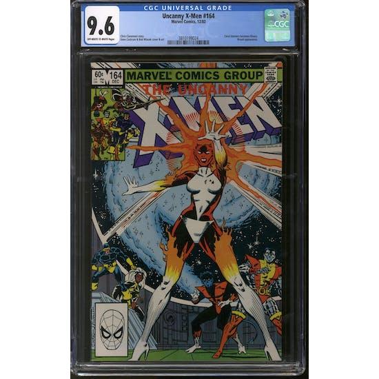 Uncanny X-Men #164 CGC 9.6 (W) *3810199024*