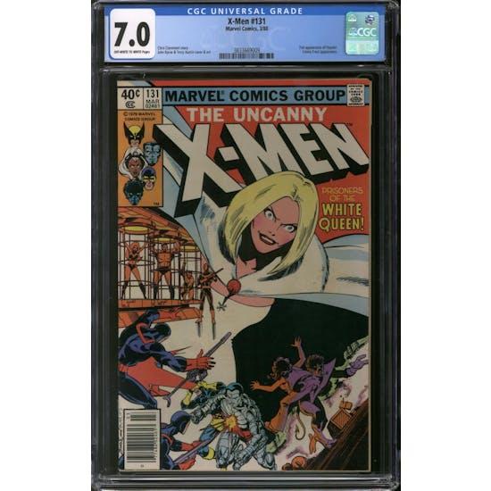 X-Men #131 CGC 7.0 (OW-W) *3833669009*