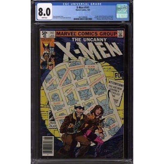 X-Men #141 CGC 8.0 (W) *3841548008*