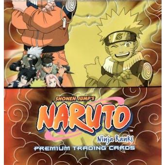 Naruto Ninja Ranks Hobby Box (Panini)