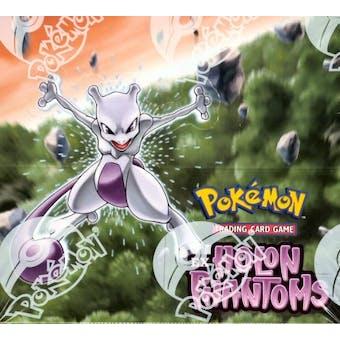 Pokemon EX Holon Phantoms Booster Box