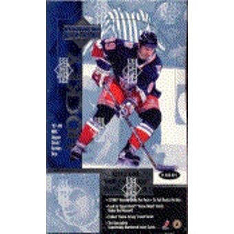 1997/98 Upper Deck Series 1 Hockey Hobby Box