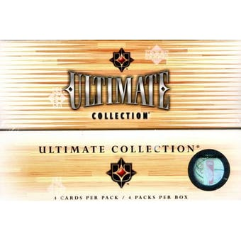 2005/06 Upper Deck Ultimate Collection Basketball Hobby Box