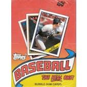 1988 Topps Baseball Factory Sealed Wax Box (Reed Buy)
