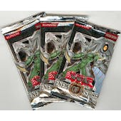 Upper Deck Yu-Gi-Oh Enemy of Justice Booster Pack