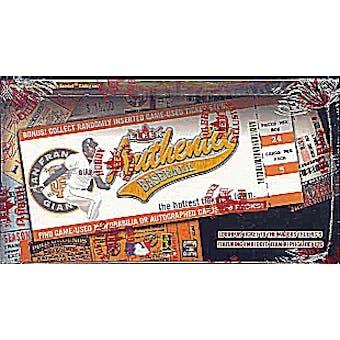 2002 Fleer Authentix Baseball Hobby Box