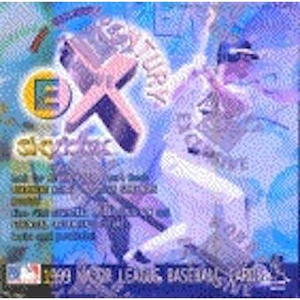 1999 Fleer E-X Century Baseball Hobby Box