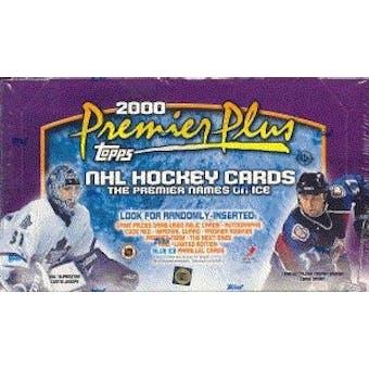 1999/00 Topps Premier Plus Hockey Hobby Box