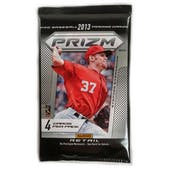 2013 Panini Prizm Baseball Retail Pack