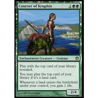 Magic the Gathering Born of the Gods Single Courser of Kruphix NEAR MINT (NM)