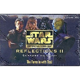 Decipher Star Wars Reflections 2 Booster Box