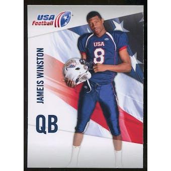 2012 Upper Deck USA Football #26 Jameis Winston