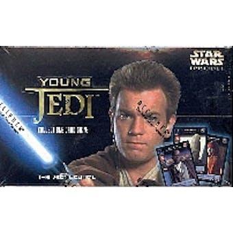 Star Wars Young Jedi The Jedi Council Booster Box (Decipher)