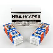 2012/13 Panini Hoops Basketball 12-Pack Jumbo Box