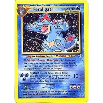 Pokemon Neo Genesis Single Feraligatr 5/111
