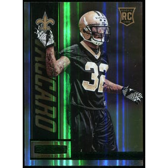 2013 Panini Rookies and Stars Longevity Emerald #152 Kenny Vaccaro RC 1/5
