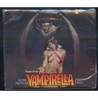 Vampirella Trading Cards Box (1995 Topps)
