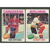 1975/76 Topps Hockey Complete Set (GOOD)
