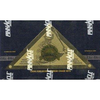 1996 Pinnacle Select Certified Baseball Hobby Box