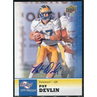 2011 Upper Deck Sweet Spot Autographs #52 Pat Devlin RC