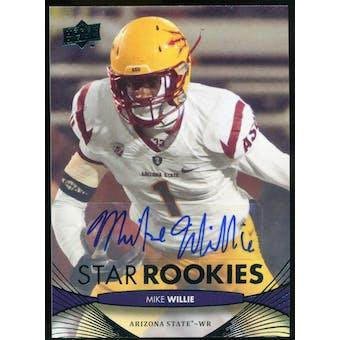 2012 Upper Deck Rookie Autographs #121 Mike Willie Autograph