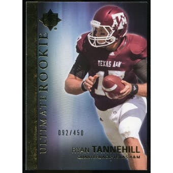 2012 Upper Deck Ultimate Collection #56 Ryan Tannehill /450