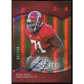 2009 Upper Deck Icons Autographs #126 Andre Smith Autograph /150