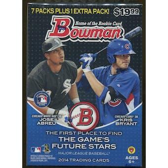2014 Bowman Baseball 8-Pack Box