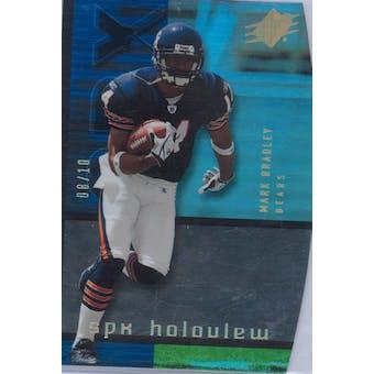 2005 Upper Deck SPX Football Holoview #HV-3 Mark Bradley #8/10