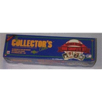 1989 Upper Deck Baseball Factory Set Case