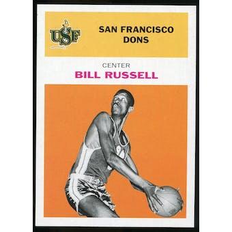 2011/12 Upper Deck Fleer Retro 1961-62 #BR3 Bill Russell Orange
