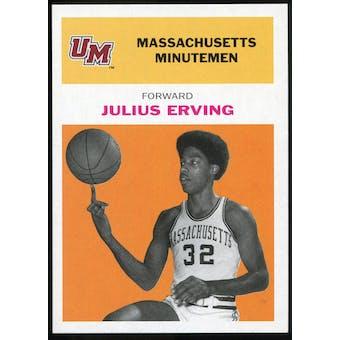2011/12 Upper Deck Fleer Retro 1961-62 #JE3 Julius Erving Orange