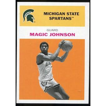 2011/12 Upper Deck Fleer Retro 1961-62 #JO3 Magic Johnson Orange