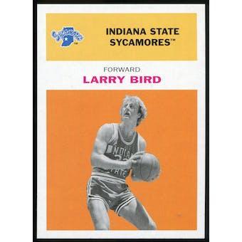 2011/12 Upper Deck Fleer Retro 1961-62 #LB3 Larry Bird Orange