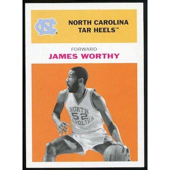 2011/12 Upper Deck Fleer Retro 1961-62 #WO3 James Worthy Orange