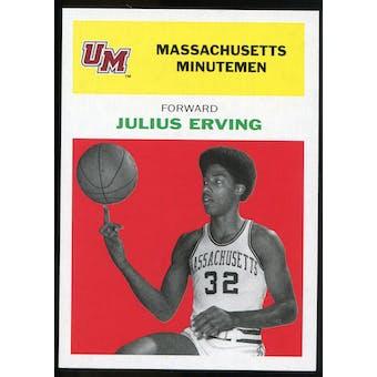 2011/12 Upper Deck Fleer Retro 1961-62 #JE1 Julius Erving Bright Red