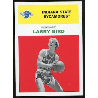 2011/12 Upper Deck Fleer Retro 1961-62 #LB1 Larry Bird Bright Red