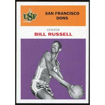 2011/12 Upper Deck Fleer Retro 1961-62 #BR4 Bill Russell Purple