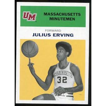2011/12 Upper Deck Fleer Retro 1961-62 #JE5 Julius Erving Yellow